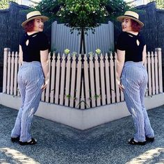 Running late with wet hair? Hello my #StyleitProject hero piece, the Tamara Straw Boater from @targetaus! #styleblogger #ootd #kimbalikesdailystyle #theillusivefemme X