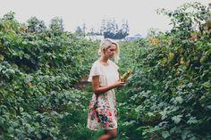 Coffee Conversations // Autumn Farm Day