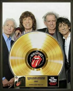STONES 50 & COUNTING!!!