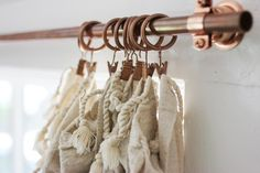 Unique Curtain Rod Finials Diy has a variation photo that related to windows curtains. Find out the latest pictures of curtain rod finials diy here… Unique Curtains, Cheap Curtains, Drop Cloth Curtains, How To Make Curtains, Rustic Curtains, Diy Curtains, Rustic Curtain Rods, Panel Curtains, Curtains 2018