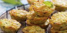 Eye Am Healthy Cheesy Spinach Frittatas via @iquitsugar