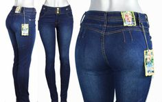 Enhance your curves with Booty lifting jeans.