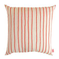 The Skinny laMinx cushion cover in the 'Simple Stripe' design is available in five different colourways.
