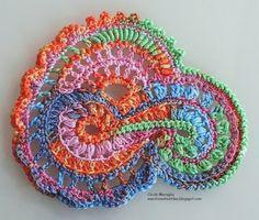 Aventures Textiles: Un autre petit scrumble