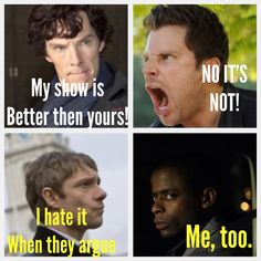 Psych/Sherlock <3 I've always wanted a mash up between the two shows!< The madness!