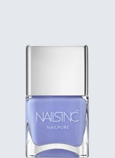 Nailpure is a breakthrough formula with a revolutionary oxygen resin complex. Create a high shine finish that is both air and water permeable.