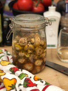 Ghebe marinate la borcan rețeta de ciuperci murate pentru iarnă