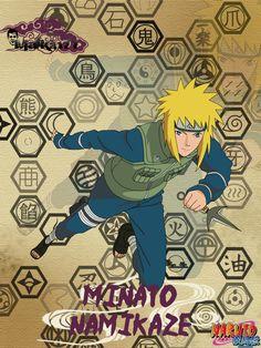 Minato from Naruto anime