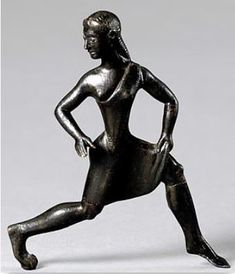 Spartan women had more rights and enjoyed greater autonomy than women in any other Greek city-state of the Classical Period (5th-4th centuries BCE). Women could inherit property, own land, make business transactions, and were better educated than women in ancient Greece in general. Unlike Athens, where women were considered second-class citizens, Spartan women were said to rule their men. Ancient Sparta, Ancient Rome, Ancient Greece, Ancient History, Lena Headey, Spartan Women, Statue En Bronze, British Museum, Athens