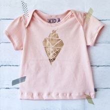 origami ice cream t-shirt by Kid-A