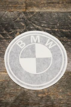 BMW vinyl Decal Sticker Wall Laptop car M1 M2 M3 M4 M5 r12 r60 r75 r80 r90 r100 gs rt