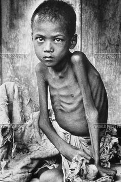 Over 9 million people die worldwide each year because of hunger and malnutrition. 5 million are children.