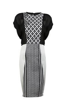 Akua tabbard dress - OHEMA OHENE AFRICAN INSPIRED FASHION - 1