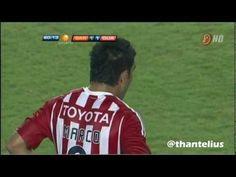 Chivas vs Barcelona.