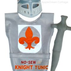 Want to make a super easy knight costume for kids in a really short time? Here's one your kids will absolutely love! a free costume sewing project for Halloween knight costume anyone can do! It is a no-sew costume, an easy and cool costume for knight - a great costume for kids pretend play too! #halloweencostume #diycostume #knightcostume Diy Knight Costume, Knight Costume For Kids, Diy Pirate Costume For Kids, Homemade Pirate Costumes, Kids Costumes Boys, Boy Costumes, Pirate Crafts, Woman Costumes, Mermaid Costumes
