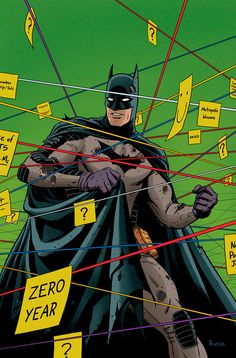 "dangerouslycoolcomics: ""Batman 33 by Paolo Rivera // DC Comics "" Dc Comics, Batman Comics, Batman Y Superman, Batman Art, Comic Sans, Comic Book Artists, Comic Books Art, Batgirl, Catwoman"