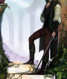 William, son of the steward of the king, Faramir.