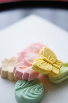Japanese Sweets, 干菓子 higashi