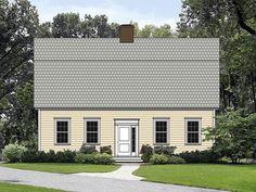 Gambrel Roof Eco Friendly Modular