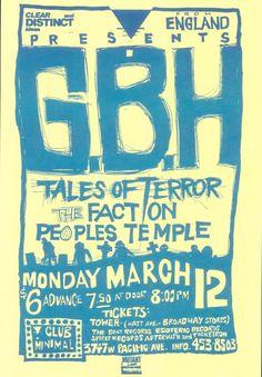 GBH flyer