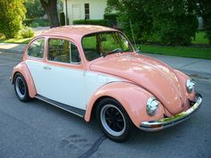 Classic Beetle Volkswagen - Bucket List #73 own one of these bad boys!