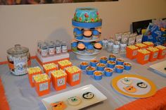 Octonauts Birthday Party Ideas | Photo 1 of 17