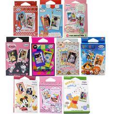 Cartoon Film Photo Sticker Frame For Fujifilm Instax Mini 8 25 70 90 7s SP-1 UK