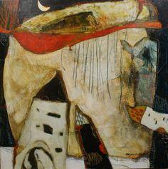 Castor Series: Below The Night – Harbour Gallery Atlantic Canada, Prince Edward Island, New Brunswick, Newfoundland, Nova Scotia, Night, Gallery, Artist, Painting