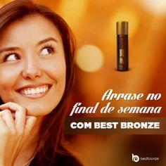 Best Bronze é rápido pra tudo: pra chegar na sua casa, pra passar e pra te deixar lindona com a cor do pecado.   Vá rápido e peça o seu: www.bestbronze.com.br