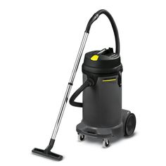 Karcher Professional NT48/1 Wet & Dry Vacuum Cleaner The NT 48/1 is a high-capacity single motor all-purpose vacuum cleaner for picking up large quantities of wet or dry dirt. It is fitted with…
