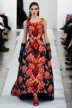 Oscar de la Renta Fall 2013 RTW Collection - Fashion on TheCut