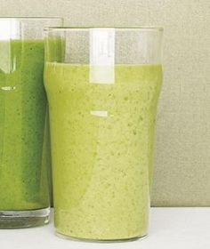 Kale Smoothie With Pineapple and Banana | RealSimple.com