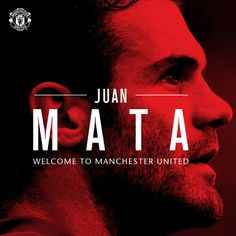 Juan Mata - Welcome To Manchester United.