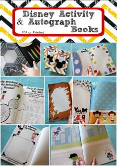 Unofficial Disneyland Activity Book / by Busy Mom's Helper