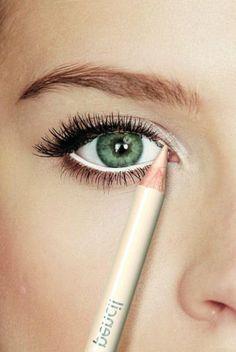 6 trucos para tener los ojos más grandes