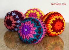 Image result for rattle toy knit crochet patterns
