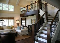 lakeside guest house - traditional - staircase - milwaukee - Interior Changes home design service