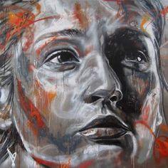 David Walkers street art