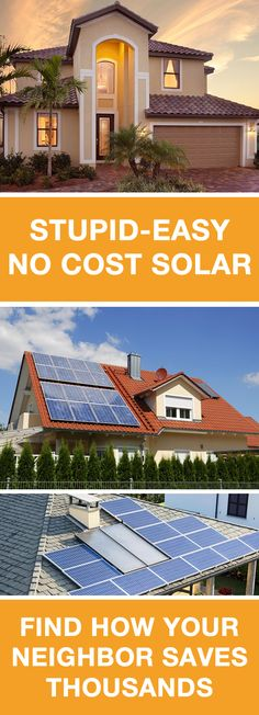 Beautiful U.S. Launches No Cost Solar Program For Middle Class Homeowners