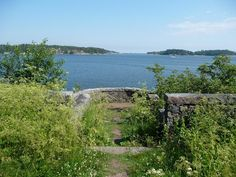 One of my favourite places in Helsinki. No, this is not Suomenlinna.