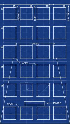 Best blueprint wallpapers for iphone 8 iphone 8 plus and iphone se architect drawing wallpaper malvernweather Images