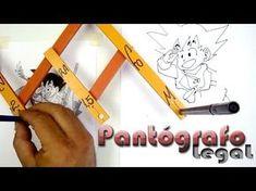 Miniature 3D Pantograph Router - YouTube