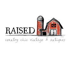 Premade Logo - Red Country Barn Hand Drawn Logo