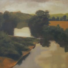 Evening on the River, 2008