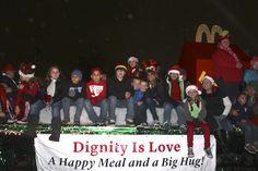 Christmas Float - BRMH #RonaldMcDonaldHouse