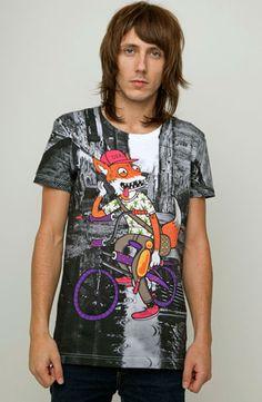 Foxy Rider