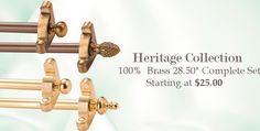 Zoroufy | Stair Rods | Wall Hangers | Heat Registers | 800-762-1525