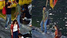 Alia Bhatt And Ranbir Kapoor On The Ganges 'Ghats' In Varanasi During Brahmastra Shoot, Pics Inside When Will I Marry, Neetu Singh, Rishi Kapoor, Bollywood Couples, Genuine Love, Varanasi, 25 Years Old, Alia Bhatt