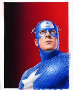 Captain America - Mike Mayhew