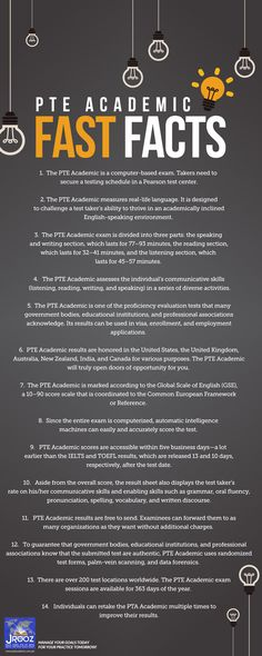 Do you need to present evidence of your English proficiency to accomplish your dream of studying, working, or living abroad? Why not take the Pearson Test of English (PTE) examination? Check out these fast facts to learn more about the high-stakes exam. #pteexam #ptereview #ptetraining
